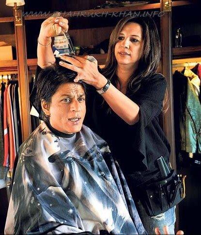 SRK's billu barber 2009-2012