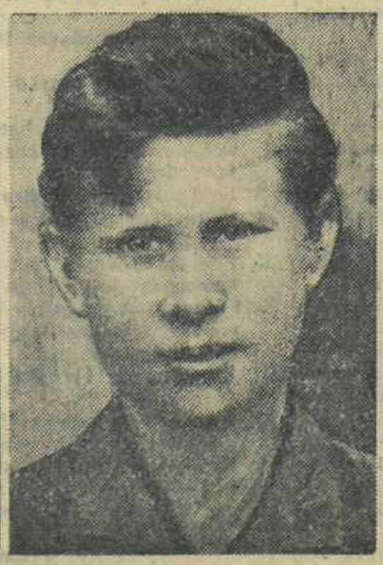 «Красная звезда», 14 сентября 1943 года, Сергей Тюленин, Молодая гвардия