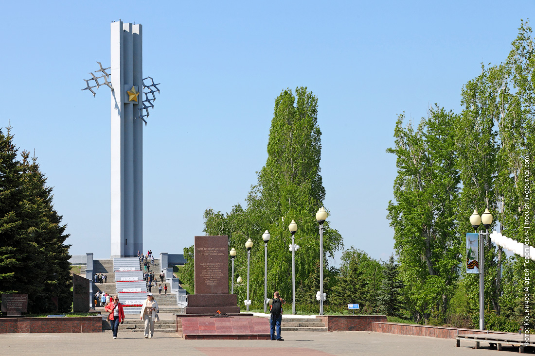 Монумент Журавли