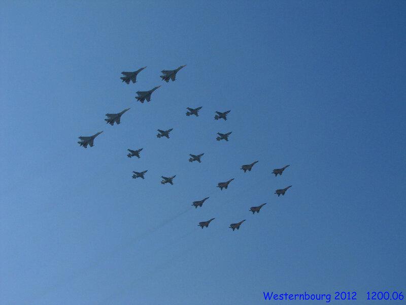 1200.06 100 лет российской авиации. Су-35, Су-25, МиГ-29