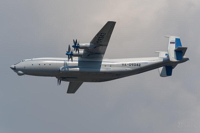 Антонов Ан-22А Антей (RA-09342) DSC_3118