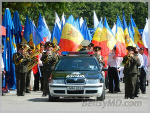 Празднование Дня Независимости Молдовы