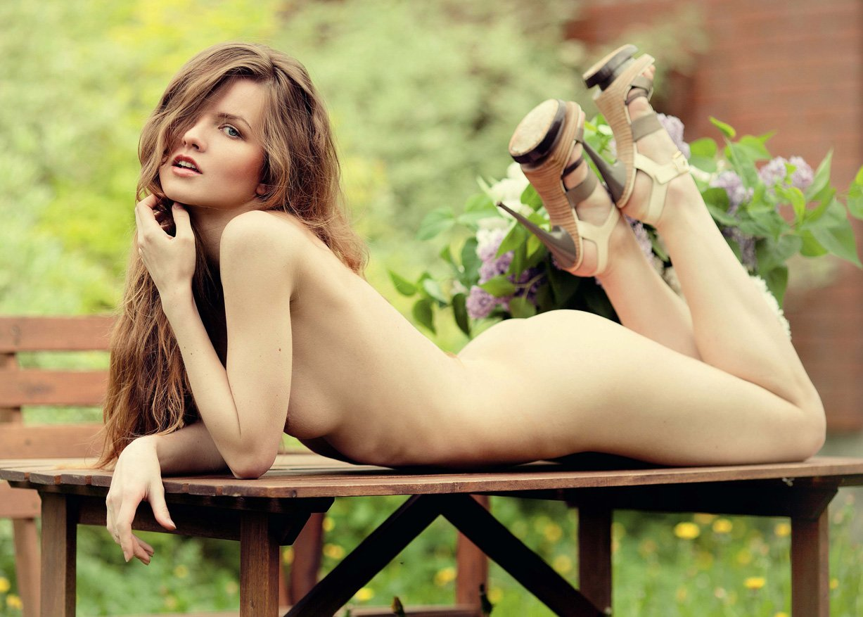 Кристина Якимова в журнале XXL, сентябрь 2012 / фотограф Юлия Светски