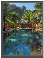 Маврикий.Dinarobin Hotel Golf & Spa 5* De Luxe