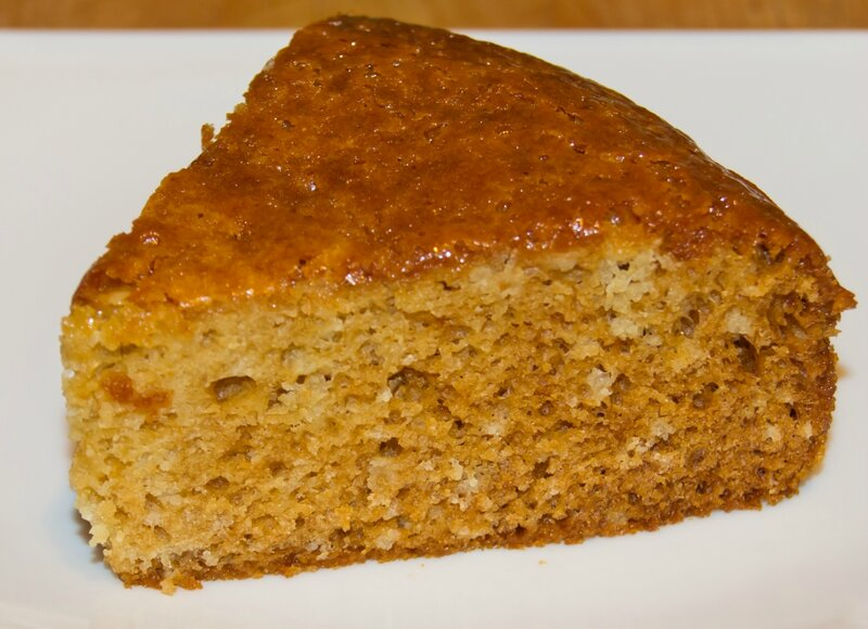 Девонширский медовый пирог. Британская кухня