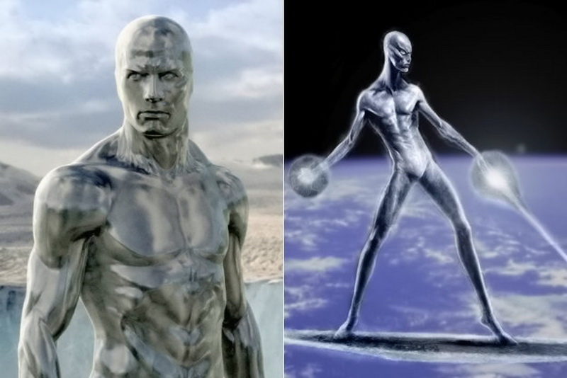 Как еще могли выглядеть герои известных фильмов
