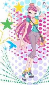 Винкс и аниме заказики в магазине Avashop +игра одевалка!