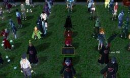 Модели Наруто для Warcraft 3 скачать