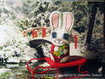 lovebiser - Куклы в костюмах со всего мира, вышитые куколки и другое