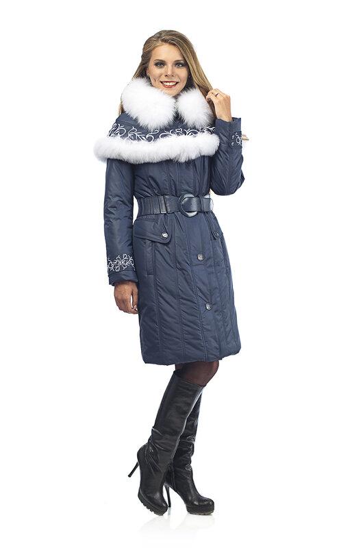 Магазин зимние пальто 3