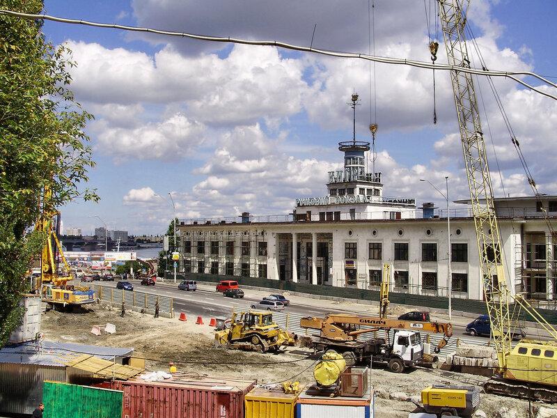 Почтовая площадь - 11.08.2012