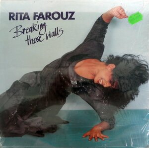 Rita Farouz ‎– Breaking Those Walls (1987) [Big Mouth, 6.26432 AP]