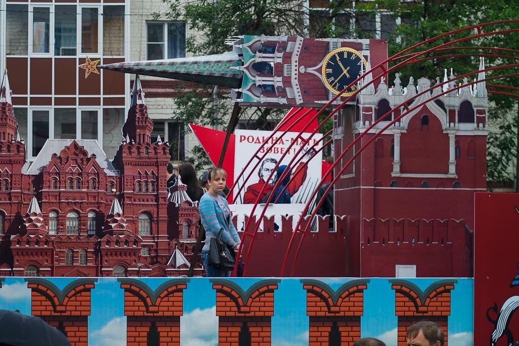 Кремль. Не кантовать