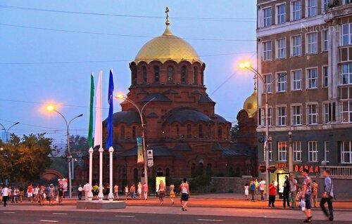 Собор Александра Невского.