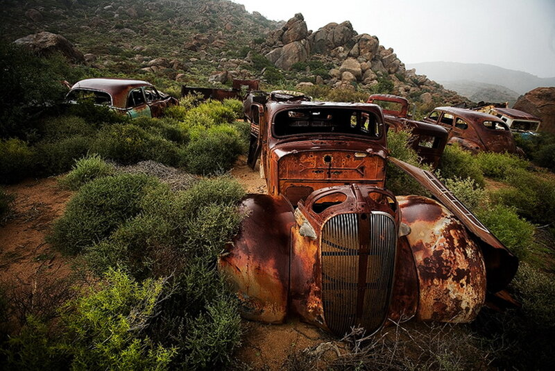 Потрясающие пейзажи фотографа из ЮАР, Виллема Оуетса (Willem Oets)