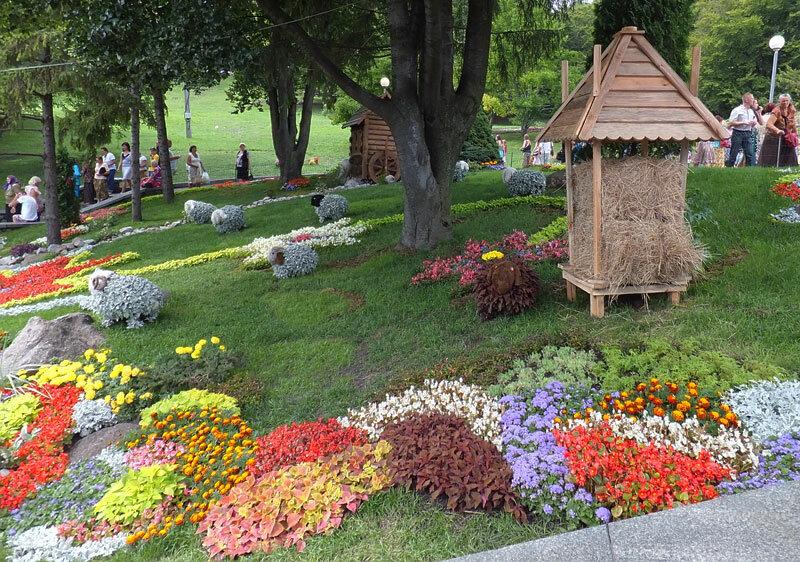 выставка цветов, Киев-2012