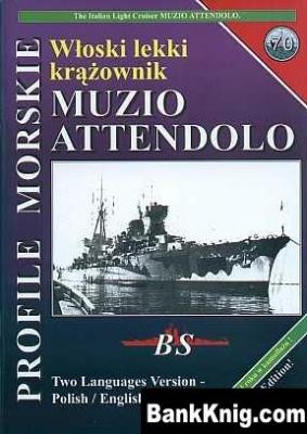 Книга Wloski lekki krazownik Muzio Attendolo