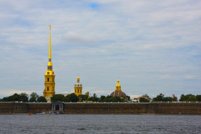 Петеропавловская крепость
