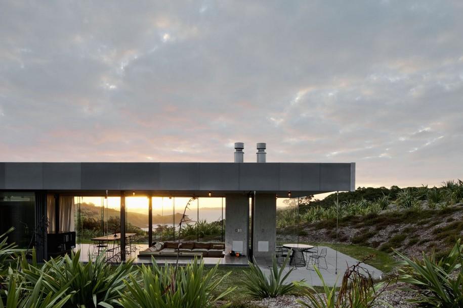 Резиденция с открытой планировкой на острове Вайкики
