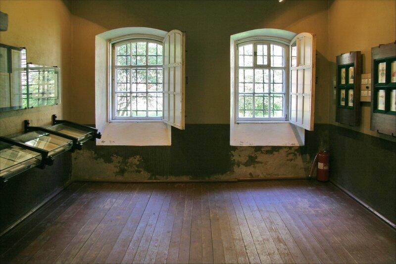 Крепость Орешек, Комната в Старой тюрьме (Секретном доме), Шлиссельбург