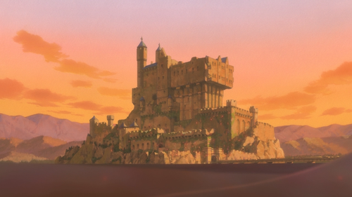 Скриншот из аниме Tales of Vesperia