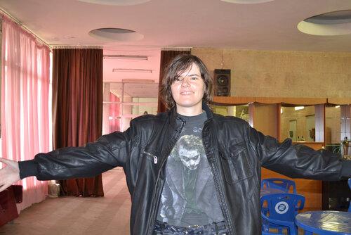 Юлия Зонис. Ассамблея-2012.  Фото с lawerta.livejournal.com
