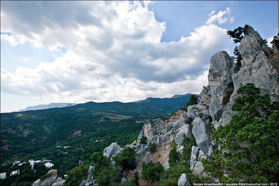 Крымские пейзажи. От Севастополя до Коктебеля