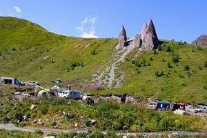 Джилы-Су.Долина ЗАмков