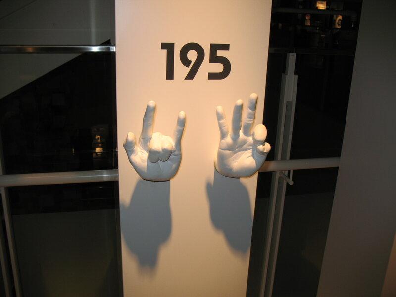 195 на языке жестов: клёвая распальцовка?