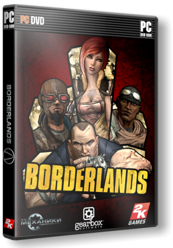 Borderlands: Game of the Year Edition (2010) PC