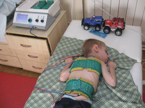 Электрофорез грудничку при внутричерепном давлении