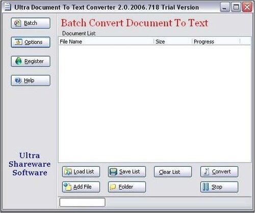 преобзарование PDF в текст