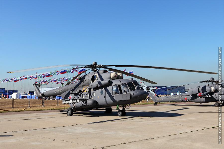 Десантно-транспортный вертолет Ми-8МТВ-5-1