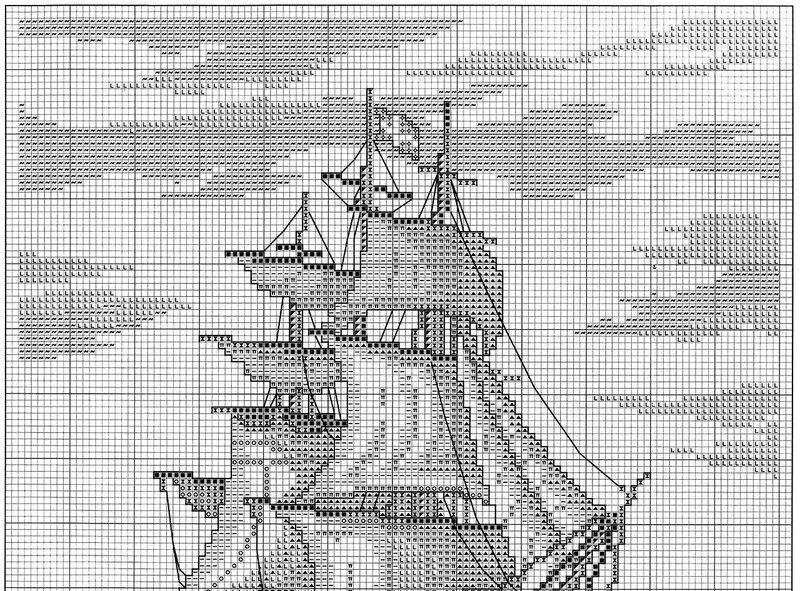 Парусник 2 - Морская тематика