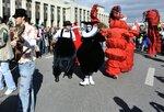 московский местный карнавал 2012