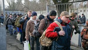 Во Львовской области взбунтовались солдаты ВСУ