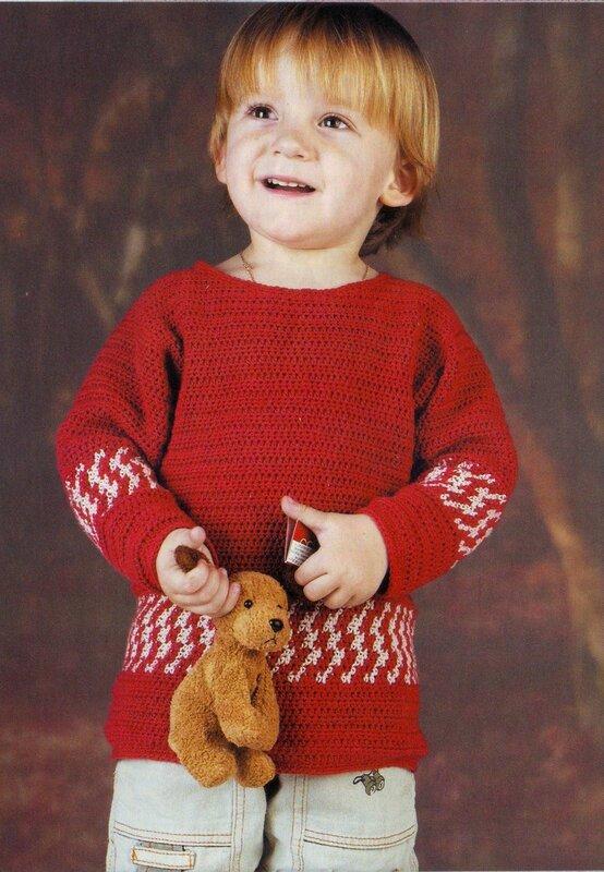 схемы вязания крючком детской одежды.