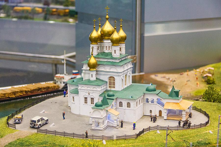 Выставочный комплекс РЖД