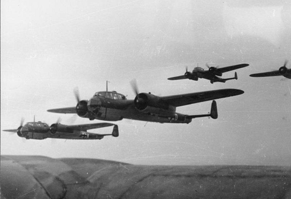 Вторая Мировая Война: Битва за Британию