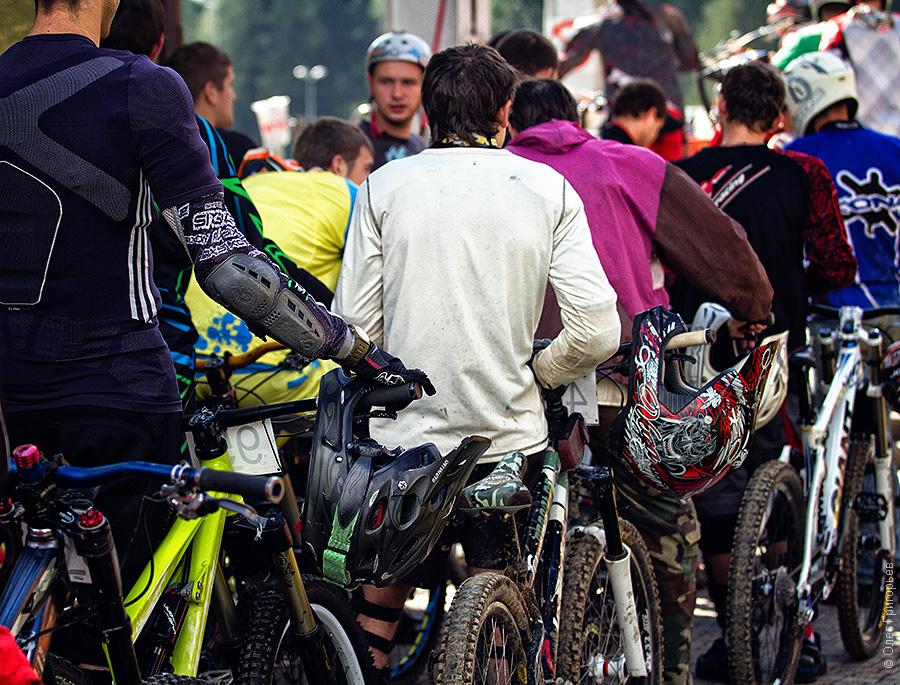 Байк-фестиваль в Буковеле