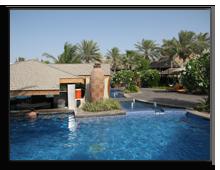 ОАЭ. Дубаи. Beit Al Bahar Villas 5* de luxe