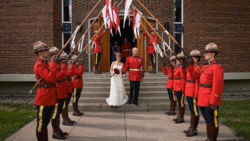Скандал в Королевской канадской конной полиции