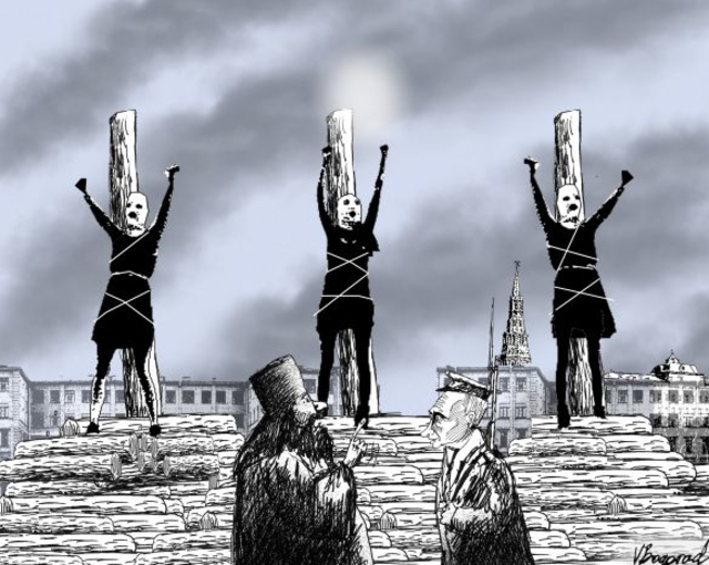 Pussy Riot в иностранных карикатурах 0_b08aa_5dc88a94_orig