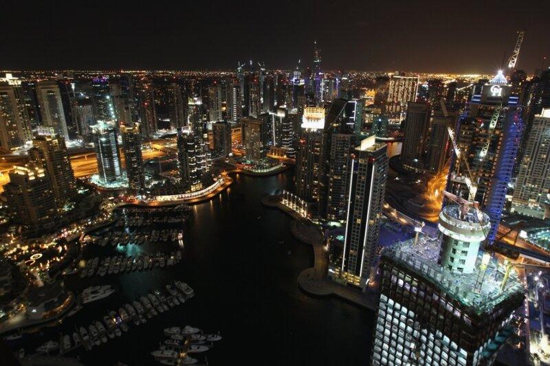 Дубай   город будущего