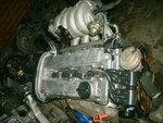 Двигатель Daewoo Lanos Nubira 1.6 16V-