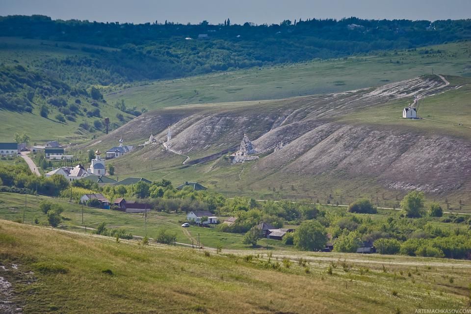 Пещерные храмы д.Костомарово