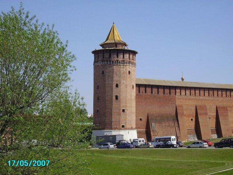 Маринкина башня.