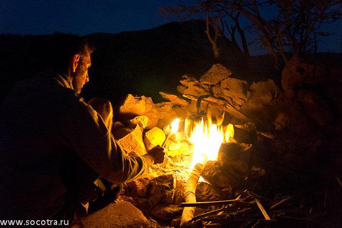 Фотографии Сокотры, бутылочные деревья, отшельник, деревня снов