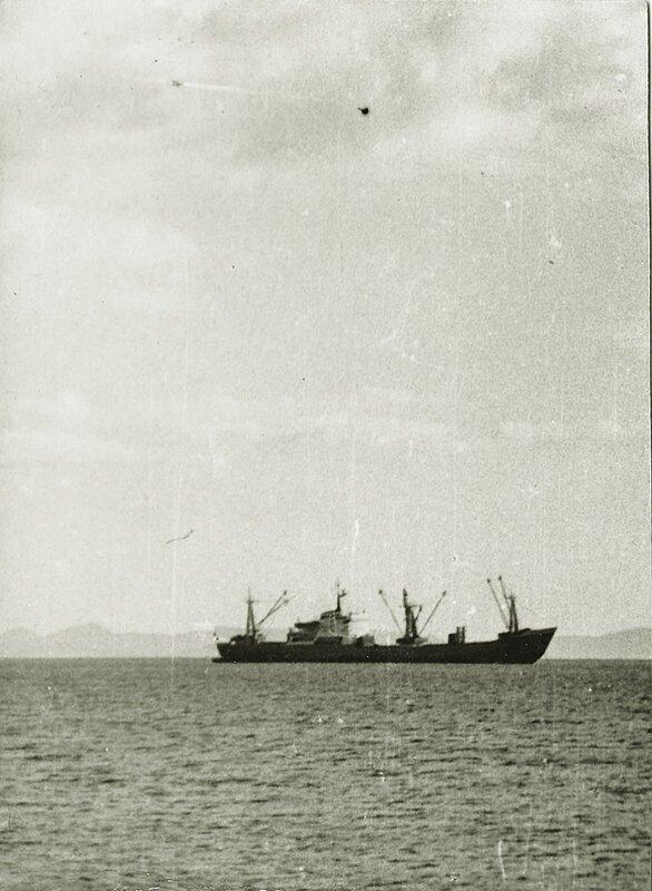 Тихоокеанский флот 1970-е годы.