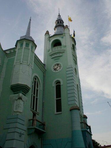 Ратуша в Мукачево